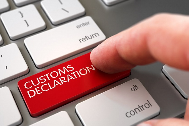 Customs processing
